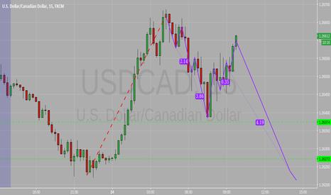 USDCAD: Bearish Market