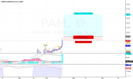 PAM: PAM - Long - Swing