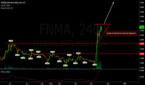 FNMA: fnma - long - possible continuation break