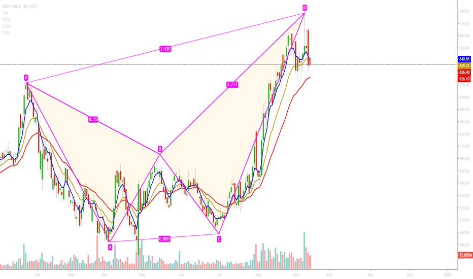 AXISBANK: Bat completed what next