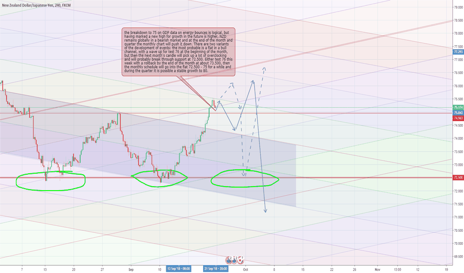 NZDJPY: NZD tries to compensate for the decline in the course ofthe year