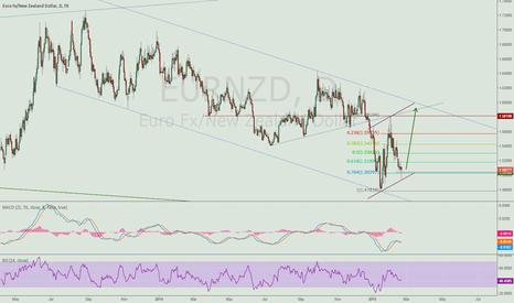EURNZD: Kiwi hedge with the Euro