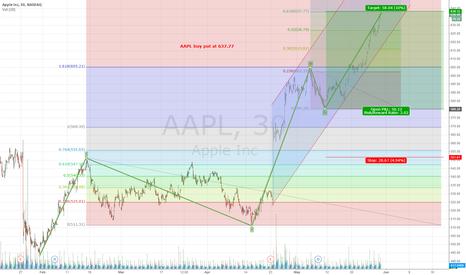 AAPL: AAPL almost reached it's target