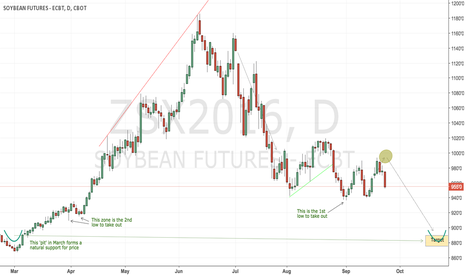 ZSX2016: CBoT soybeans remains short play