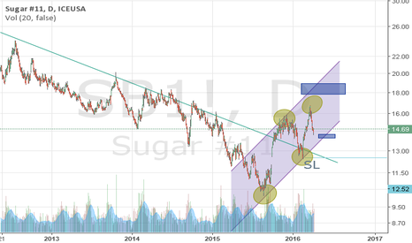 SB1!: sugar is uptrend yet