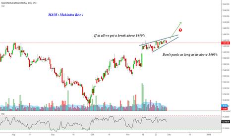 M_M: M&M : Mahindra Rise !