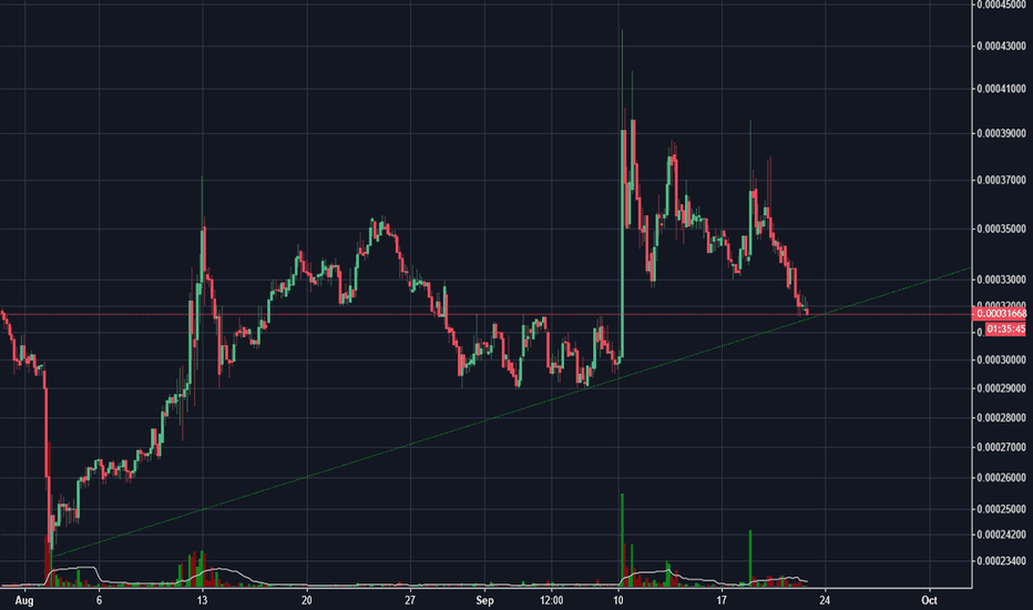WAVESBTC: See if consolodation happens on green line.