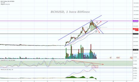 BCHUSD: BCHUSD, 1 hora Bitfinex