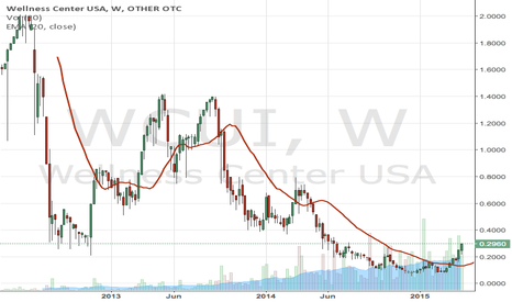 WCUI: Possible X30 bagger people $WCUI