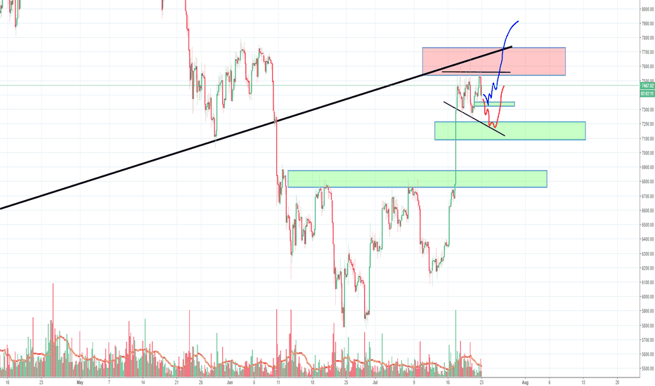 BTCUSD: Weak bulls are taking profit at the highs