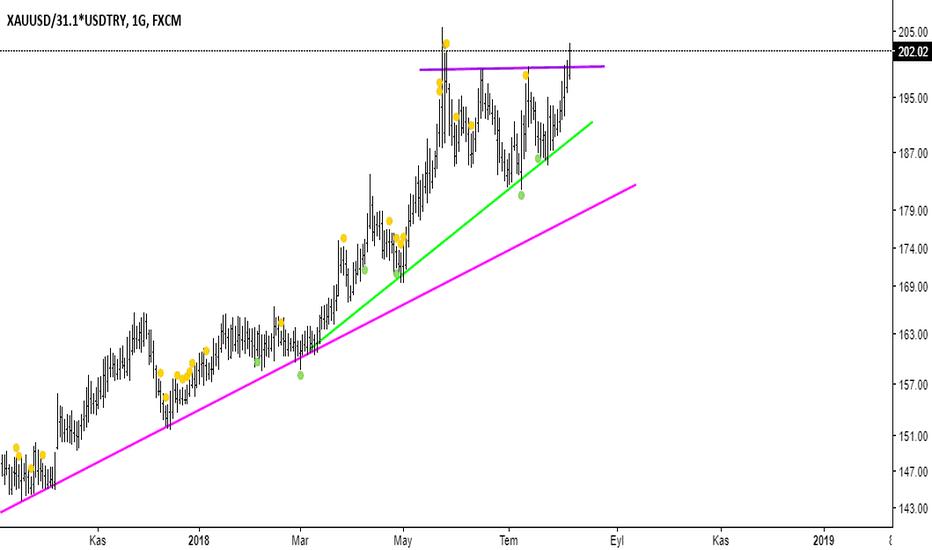 XAUUSD/31.1*USDTRY: gram altın