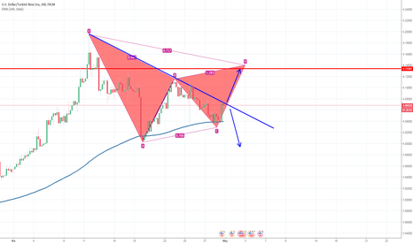 USDTRY: usdtry bears gartley