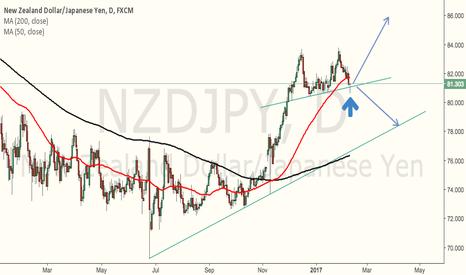 NZDJPY: Dayly pin bar...