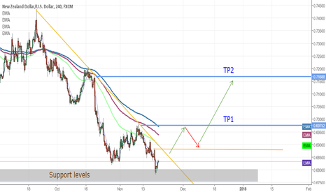 NZDUSD: NZDUSD bullish for long term