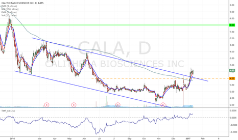 CALA: CALA - Potential flag formation Long.