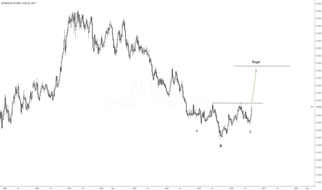 ZL1!: Soybean Oil Head & Shoulders Bottom