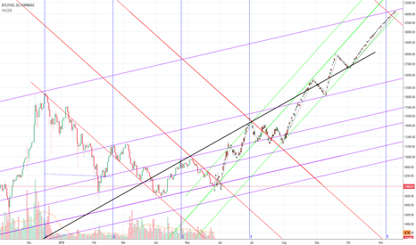 BTCUSD: McAfee Bitcoin Projections