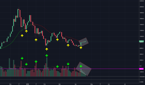 BTCUSD: Rally by Volume