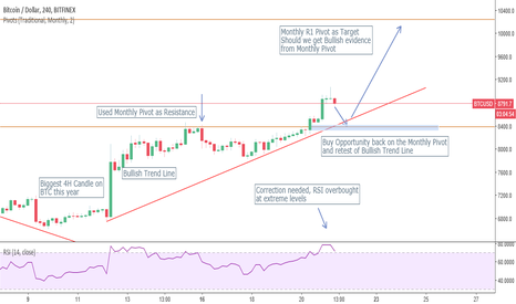 BTCUSD: BTC Analysis - Should we see another Bull Run - MUST READ