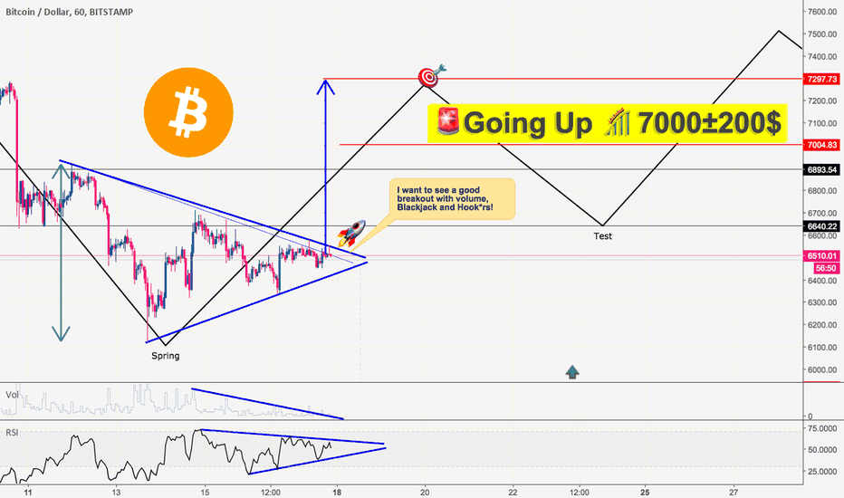 BTCUSD: Bitcoin Spring is Over, Bulls Run with Blackjack and Hook-rs!