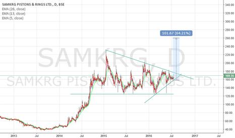 SAMKRG: SAMKRG PISTONS !! LONG