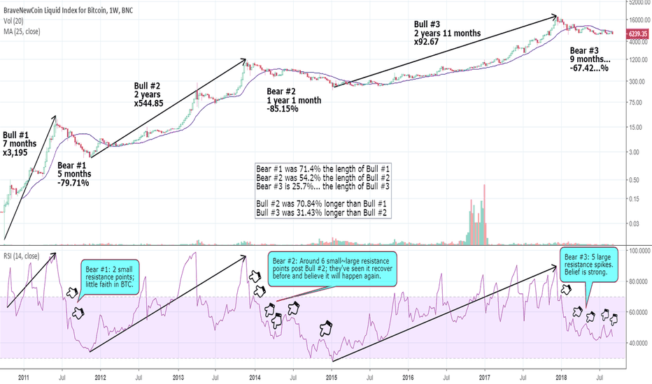 BLX: Bitcoin's Three Market Cycles: Time & Price Observations