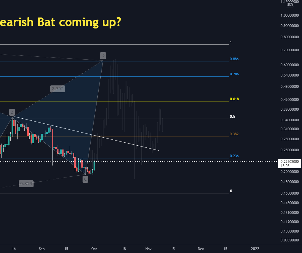 The dogecoin mini bull-run continues for BITTREX:DOGEUSD by chataylo