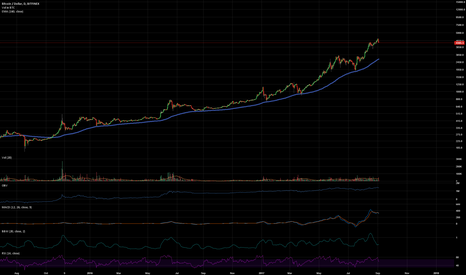 BTCUSD: The price has always gone back to the 160 day moving average