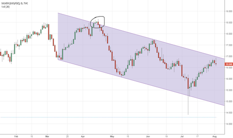 SILVER: SILVER  daily