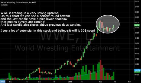 WWE: WWE - Nice Round Bottom