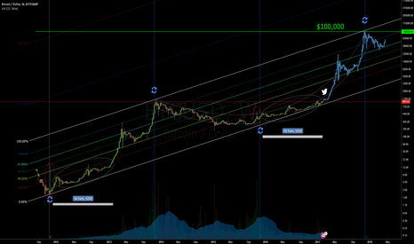 BTCUSD: Can Bitcoin fly to 100K ?