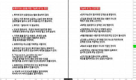 CL2!: 트레이더로 성공을 위한 가슴에 새기는 명언 & 가슴에 새기는 인생 명언