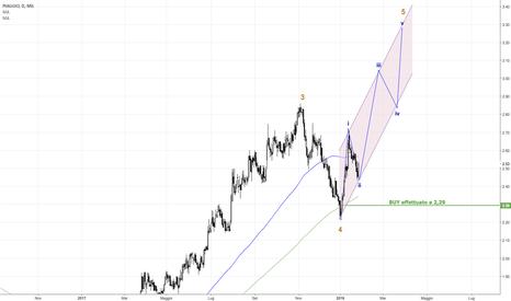 PIA: Piaggio onda 5 in corso