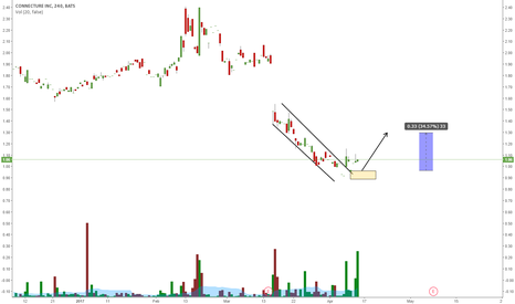 CNXR: CNXR GOING FOR A WAVE UP?