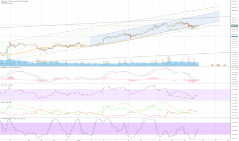 BTCUSD: BTCUSD - RSI Bullish trend correction