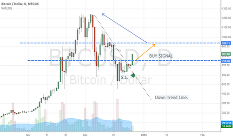 BTCUSD: BTCUSD A view for Long Trader and investors.