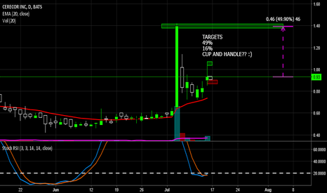 CERC: CERC - CUP AND HANDLE SWING SET UP
