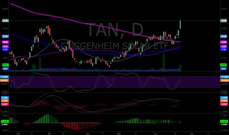 TAN: $TAN Setup 6-23-17