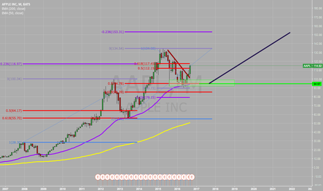 AAPL: APPL; Monthly Target above 150