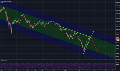 BTCUSD: Will The Downtrend Continue?