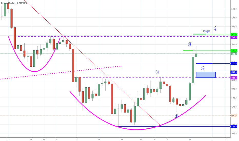 BTCUSD: Bitcoin - Bulls in a Herd of Cows - STAMPEDE