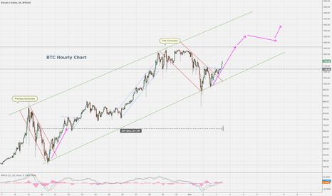 BTCUSD: BTC - Hourly Channel
