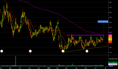 PPP: $PPP nice revival pattern, with big target