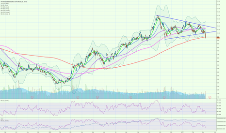 PBR: PBR (interesting chart)