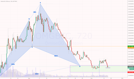 OMGBTC: $OMG/ $BTC 12H: Enough reason to take a closer Look?