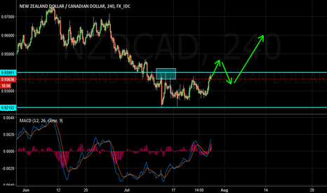 NZDCAD: NZDCAD Buy Idea